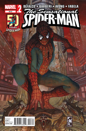 Sensational Spider-Man Vol 1 33.2