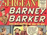 Sergeant Barney Barker Vol 1 1