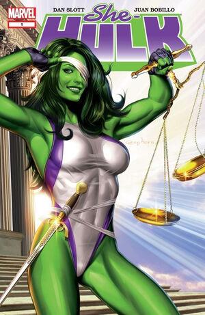 She-Hulk Vol 2 1