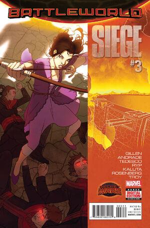Siege Vol 2 3
