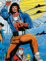 Slag (Slagley) (Earth-616) from Graphic Novel Vol 1 31 001