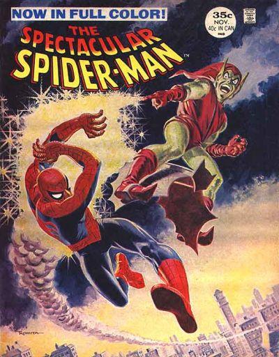 Spectacular Spider-Man Magazine Vol 1 2
