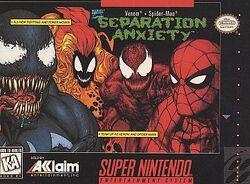 Spider-Spider-Man & Venom-Separation Anxiety