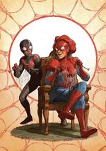 Spider-Verse Vol 3 2 Textless