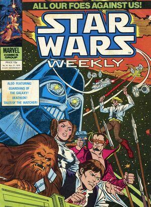 Star Wars Weekly (UK) Vol 1 91