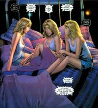 Stepford Cuckoos (Earth-616) from X-Men Phoenix Endsong Vol 1 1 0001