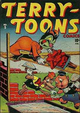 Terry-Toons Comics Vol 1 5