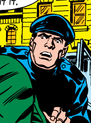 Thomas (Chauffeur) (Earth-616) from Amazing Spider-Man Vol 1 119 001