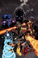 Uncanny Avengers Vol 1 20 Textless
