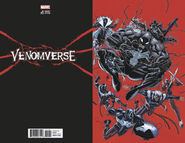 Venomverse Vol 1 1 Virgin Wraparound Variant