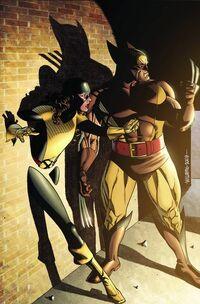 Wolverine First Class Vol 1 11 Textless