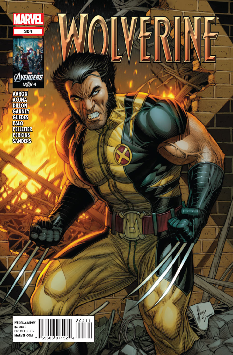 304 Best Images About Tarot Art On Pinterest: Wolverine Vol 2 304