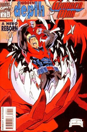 Wonder Man Vol 2 25