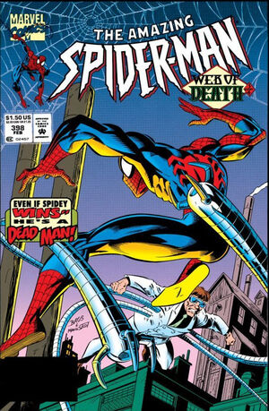 Amazing Spider-Man Vol 1 398