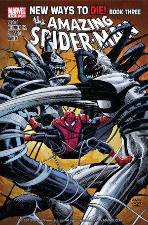 Amazing Spider-Man Vol 1 570