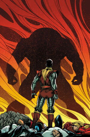 Amazing X-Men Vol 2 19 Textless