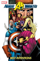 Avengers Thunderbolts TPB Vol 1 2 Best Intentions