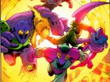 Beetles (Thunderbolts Army) (Earth-616)/Gallery