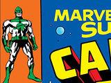 Captain Marvel Comic Books