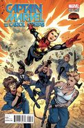 Captain Marvel and the Carol Corps Vol 1 3 Lupacchino Variant