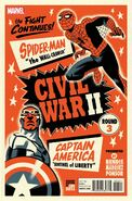 Civil War II Vol 1 3 Cho Variant