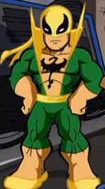 Daniel Rand (Earth-91119) from Super Hero Squad Show Season 1 6 0001