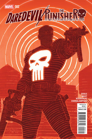Daredevil Punisher Vol 1 2