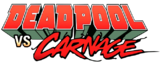 Deadpool vs. Carnage (2014) logo
