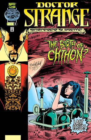 Doctor Strange, Sorcerer Supreme Vol 1 90