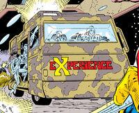 Experience Van from X-Men 2099 Vol 1 2 0001