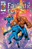 Fantastic Four Vol 3 40