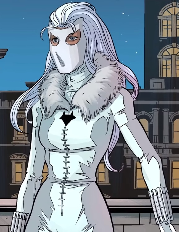 Felicia Hardy (Earth-90214)   Marvel Database   FANDOM powered by Wikia