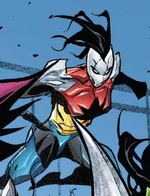 Hive (Poisons) (Earth-17952) Members-Poison Captain Marvel from Venomized Vol 1 2 001