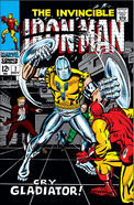 Iron Man Vol 1 7