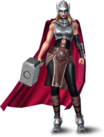Jane Foster (Earth-TRN012) from Marvel Future Fight 002