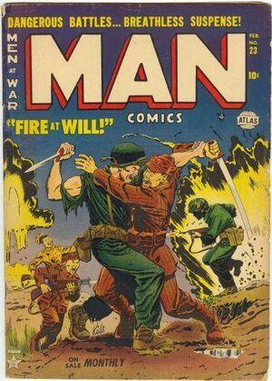 Man Comics Vol 1 23
