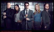 Marvel's Daredevil Main Cast