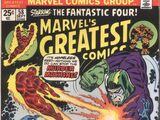 Marvel's Greatest Comics Vol 1 58