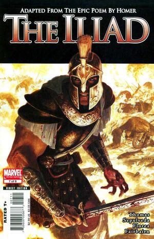 Marvel Illustrated The Iliad Vol 1 7