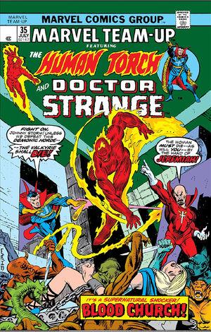 Marvel Team-Up Vol 1 35