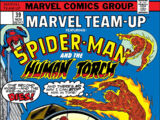 Marvel Team-Up Vol 1 39