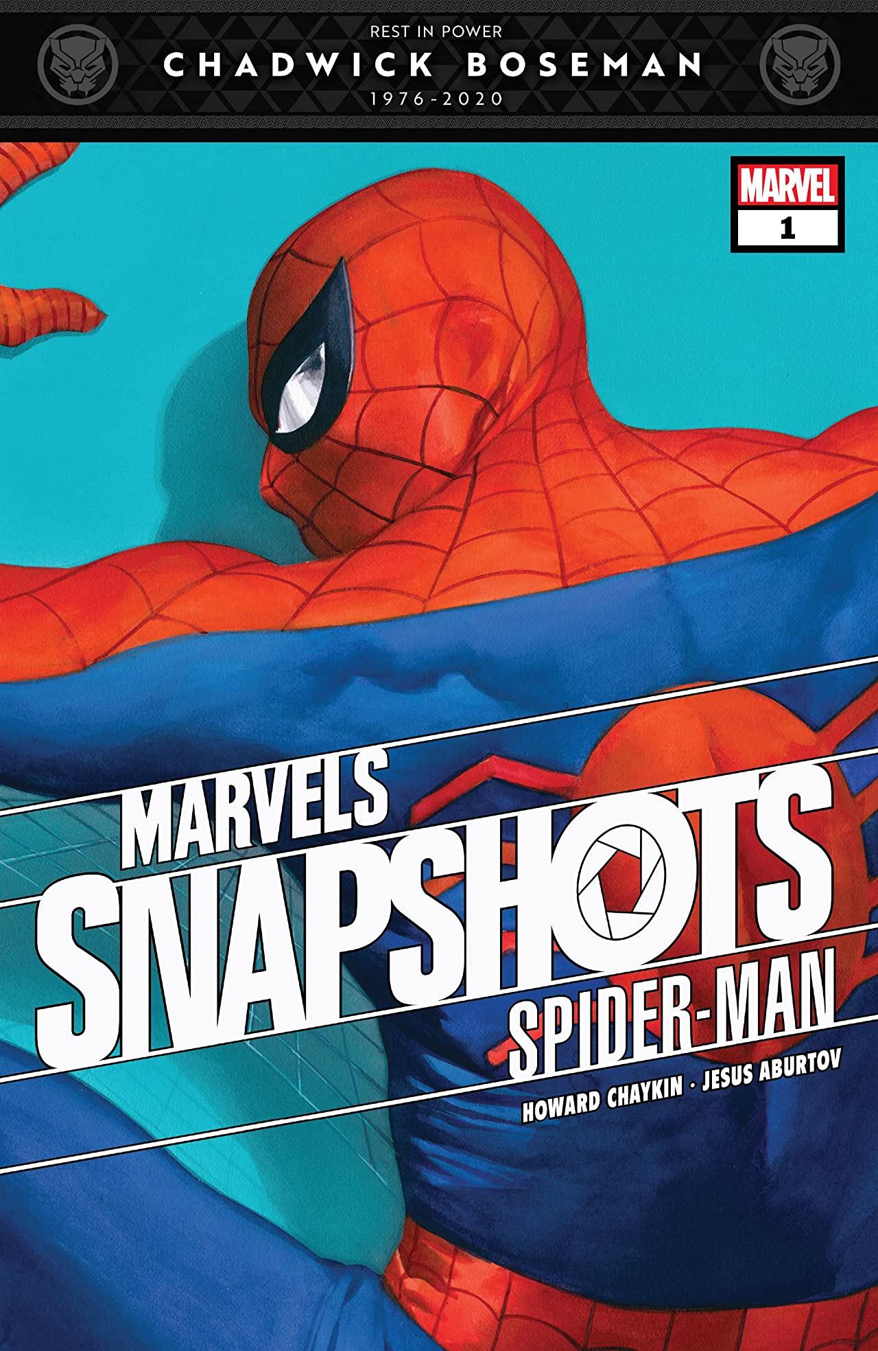 Marvels Snapshots Spider-Man Vol 1 1