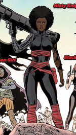 Mercedes Knight (Earth-TRN760) from Marvel Zombie Vol 1 1 0001