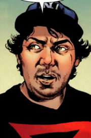 Mike (Comic Book Vendor) (Earth-616) from Amazing Spider-Man Vol 1 565 001