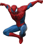 Peter Parker (Earth-30847) from Marvel vs. Capcom Infinite 0001