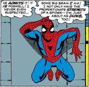 Peter Parker (Earth-616) from Amazing Spider-Man Vol 1 10 0002