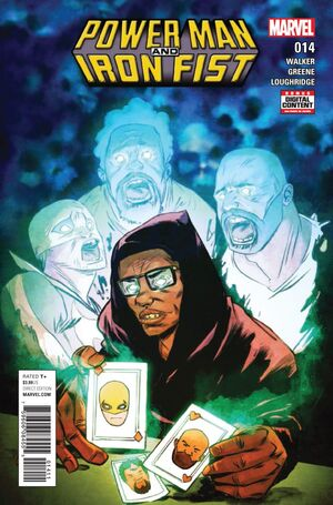 Power Man and Iron Fist Vol 3 14