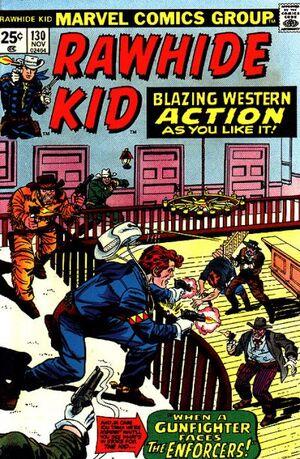Rawhide Kid Vol 1 130