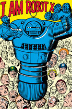 Robot X (Earth-616) from Amazing Adventures Vol 1 4 0001