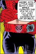 Spider-Man's Utility Belt (Earth-616) from Amazing Spider-Man Vol 1 4 0001